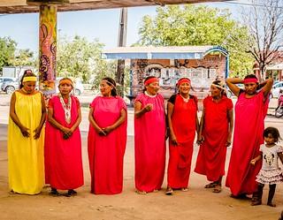 Oficina de Trabalho Deslocamentos indígenas na Venezuela e no Brasil: intercâmbio de conhecimentos. (Foto: Yolanda Simone/Amazônia Real)
