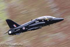 XX202 RAF Hawk low level through dunmail raise LFA17 06/10/17
