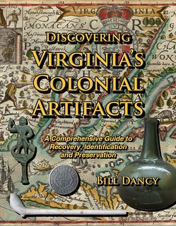 Virginia Artifacts book front cover