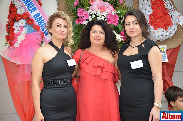 Gülden Doğan, Ayşe Tuncer, Leyla Hocaoğlu