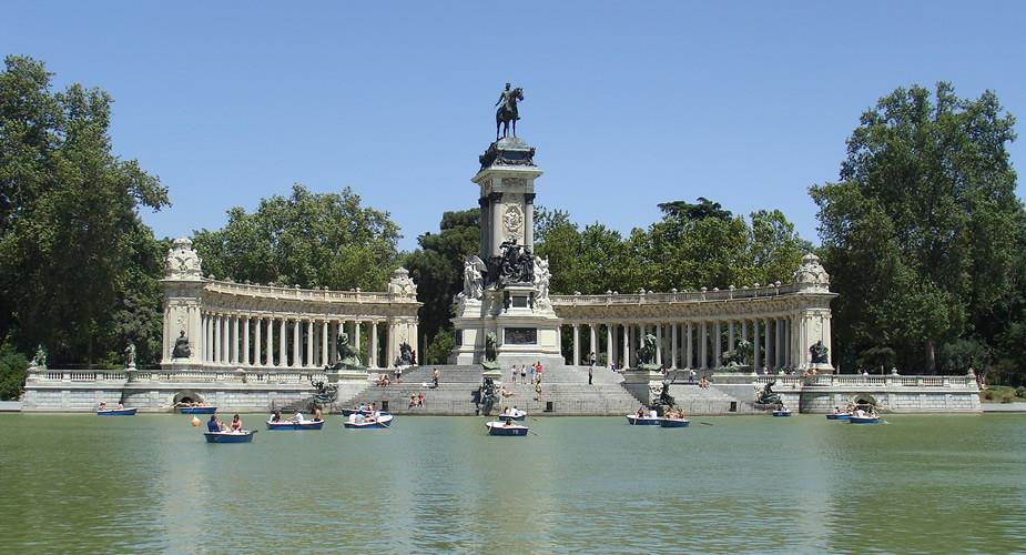 Doen in Madrid: Parque del Buen Retiro | Mooistestedentrips.nl