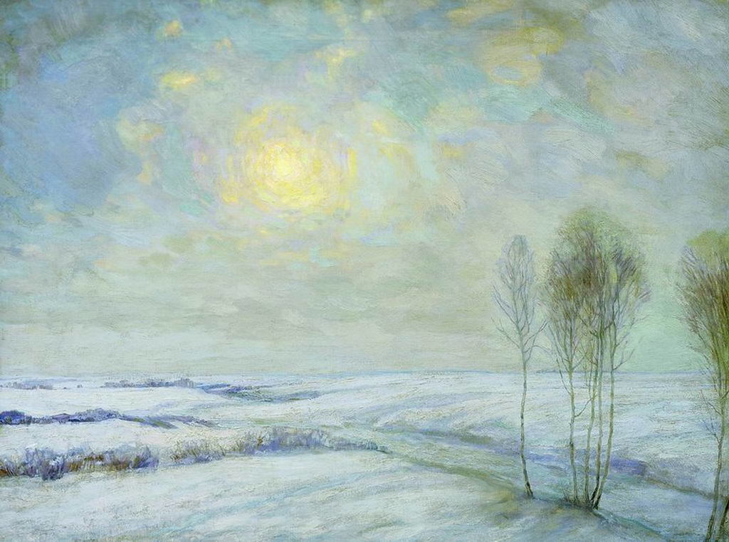 瓦西里·巴克舍耶夫画作选5