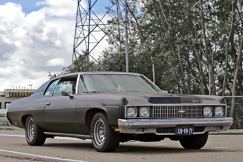 Chevrolet Impala Custom Hardtop Coupé 1973* (1034)