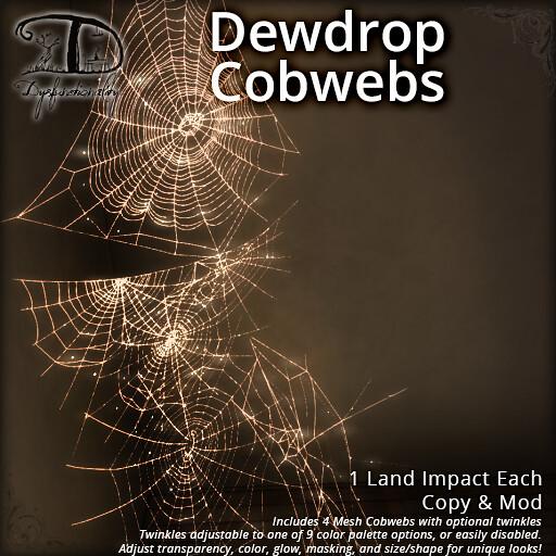 Dewdrop Cobwebs