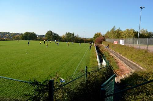 Wälschbachstadion, main ground