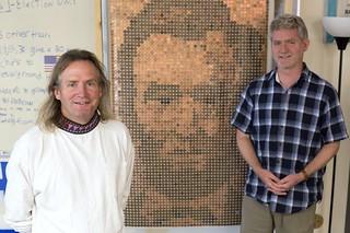 Richard Schlatter Lincon penny portrait