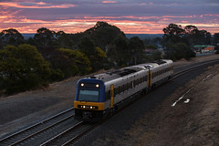2017-09-02 NSW TrainLink 2807-2857 Bargo SN51
