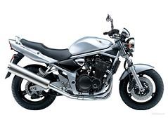 Suzuki GSF 1200 BANDIT 2003 - 5
