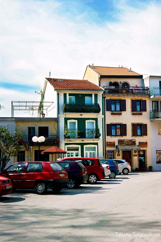 Архитектура в Вирпазаре