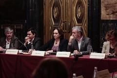 dt., 17/10/2017 - 11:29 - Trobada amb agents econòmics i socials de la ciutat