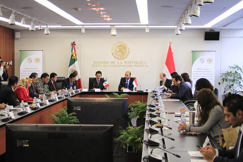 Comisión de Relaciones Exteriores, Asia-Pacífico 19/oct/17
