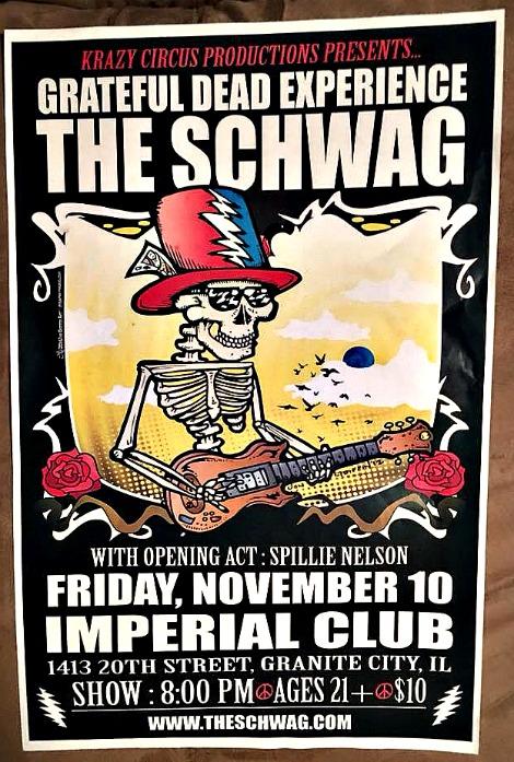 The Schwag 11-10-17