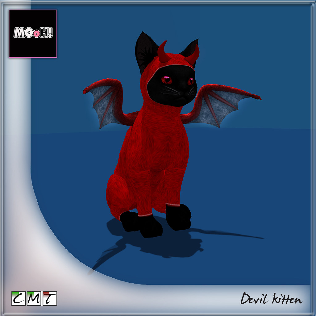 MOoH! Devil kitten