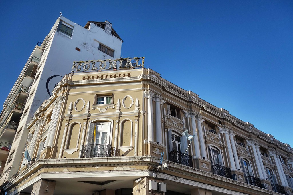 Salta - Hotel Colonial