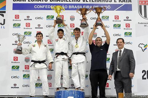 Combates no Campeonato Brasileiro de Veteranos 2017