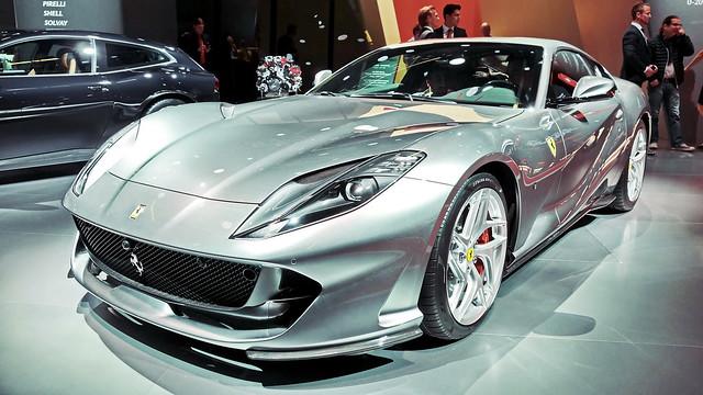 812 - Ferrari