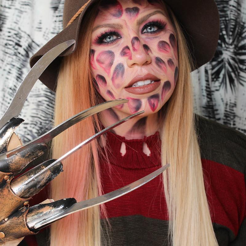 So You Wanna Be Freddy Krueger For Halloween - Living -3120