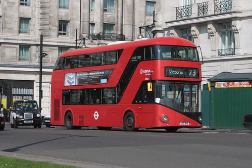 Arriva London LT541 LTZ1541