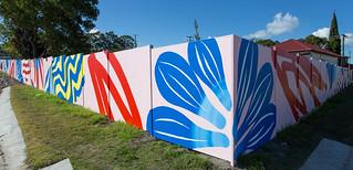 Public art - LMTI mural