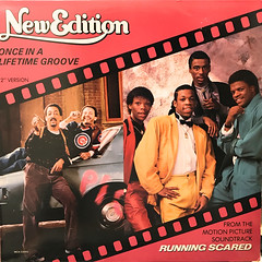 NEW EDITION:ONCE IN A LIFETIME GROOVE(JACKET A)
