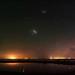 Magellanic Clouds over Herron Point, Western Australia by inefekt69