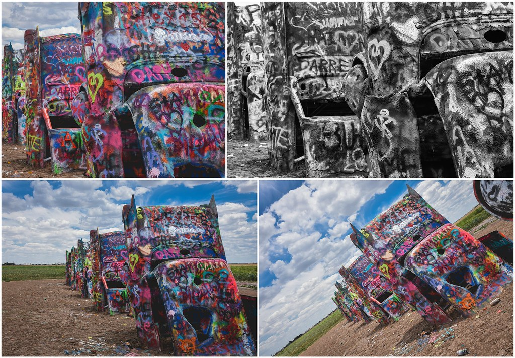 cadillac ranch colors