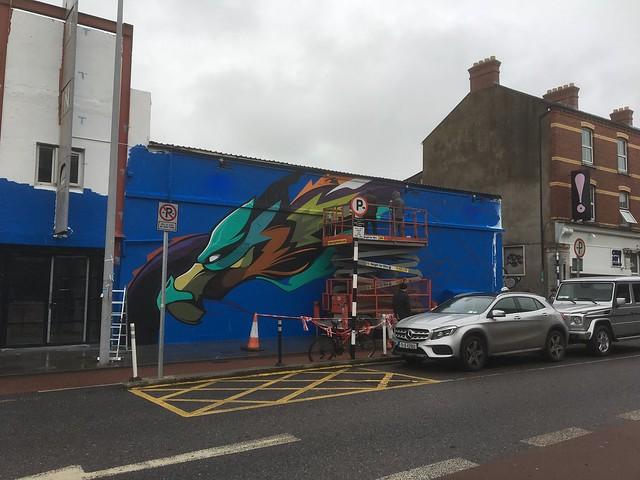 New kino mural