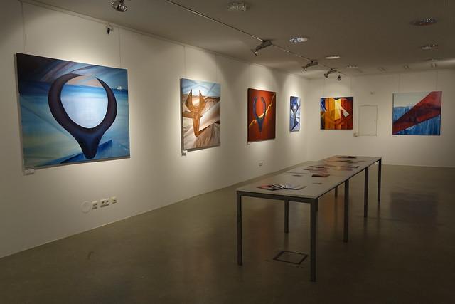 Ausstellung Patrick Hochleitner ::: Fotos © Rudi Muthwill