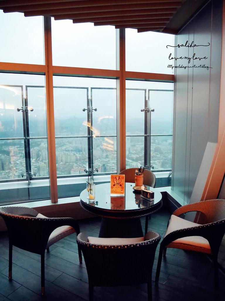 台北新北板橋車站附近看夜景餐廳推薦Asia 49亞洲料理及酒廊 (1)