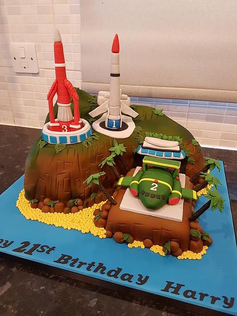 Cake by Sarah's Cakes