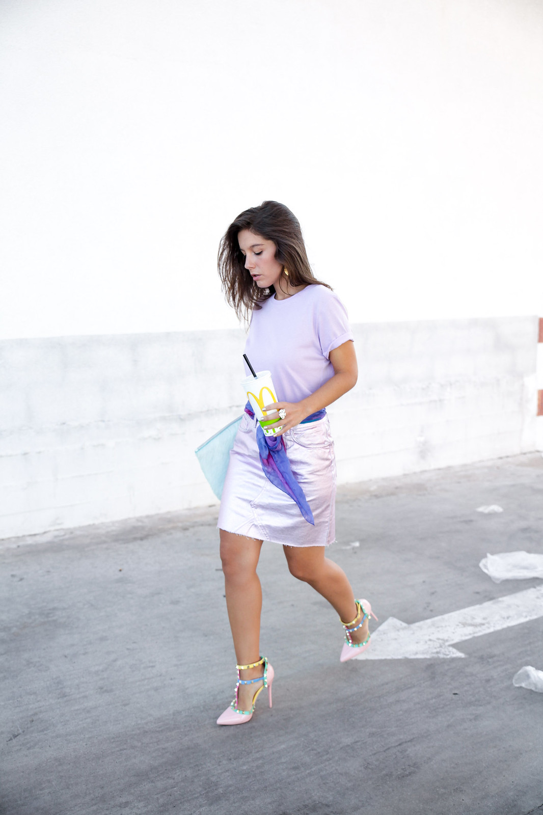 outfit lil código promocional descuento NA-KD theguestgirl