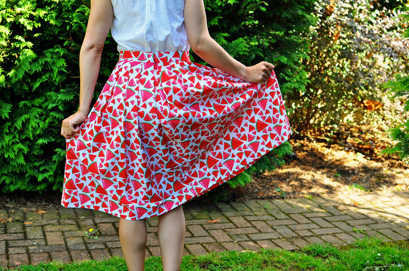 Sew Over It Lizzie Skirt