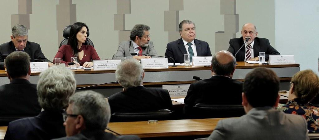 Em Brasília, Jatene defende mais recursos para estados e municípios minerais