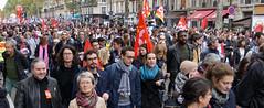 Paris Protest, 10-10-2017-No 8