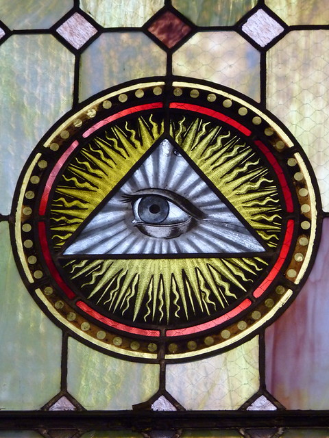 The All Seeing Eye of God