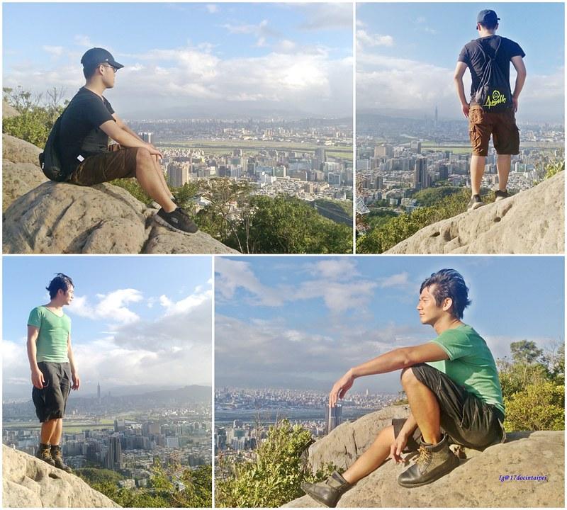 TAIPEI-bush walking-台北郊山健行-內湖金面山剪刀石-17度C隨拍 (21)