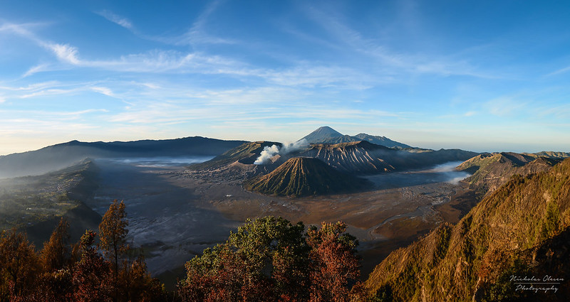 Indonesia | Mt. Bromo Panorama