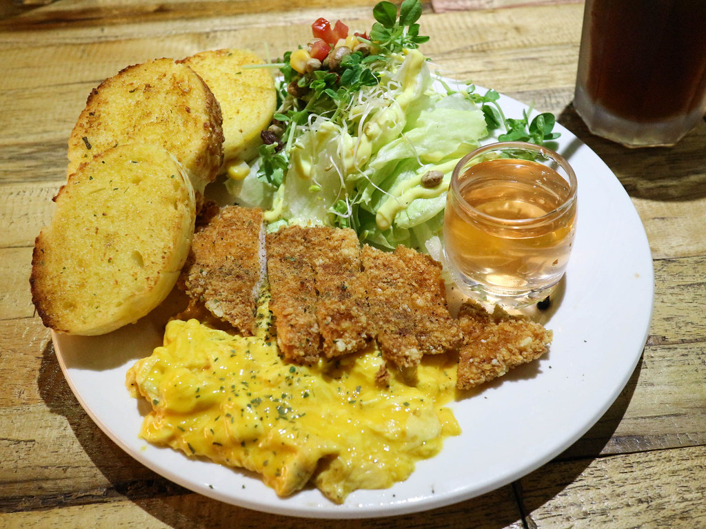 巴和奈野 Brunch Cafe (16)