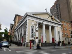 St Joseph's Church in Greenwich Village