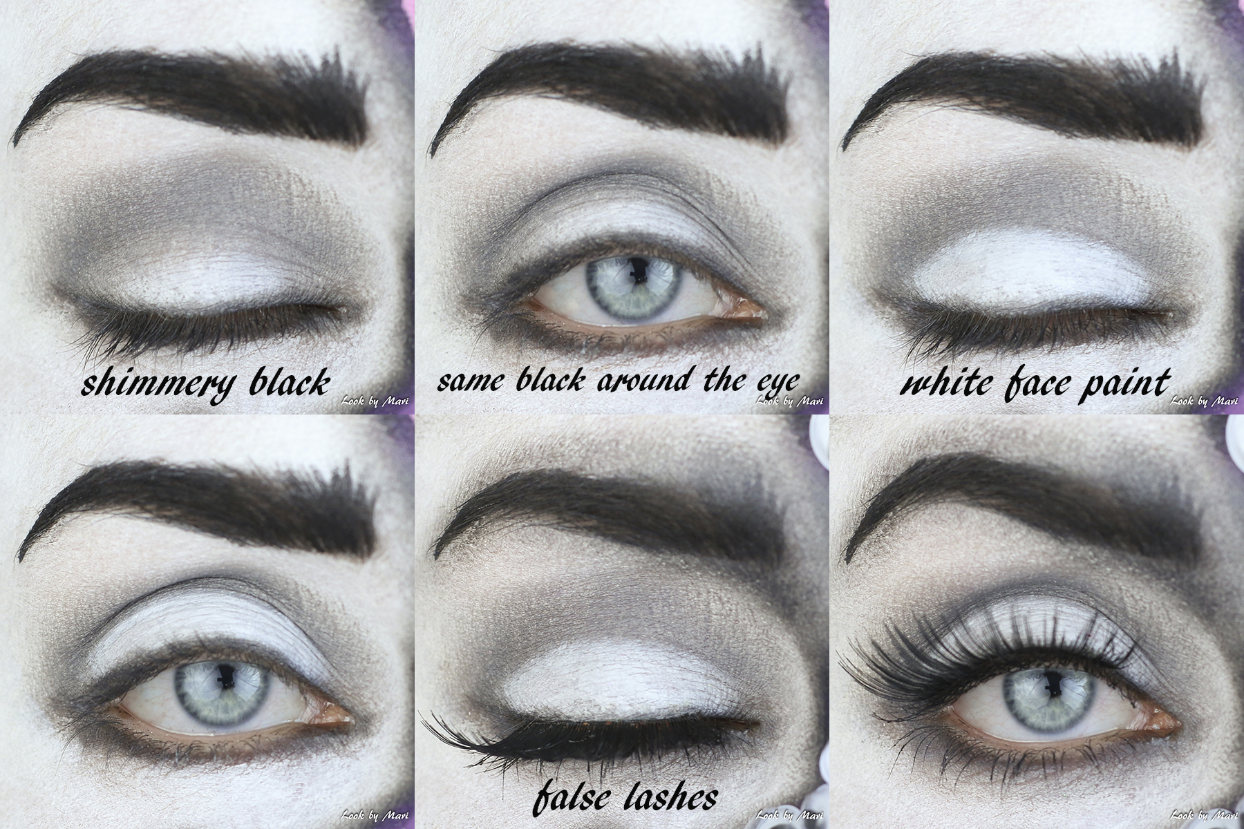 12 morphe brushes 35U smoky eye tutorial inspiration inspo 2017