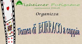 Alzheimer Putignano Torneo Burraco 2017