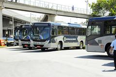 Entrega dos novos ônibus para Belo Horizonte