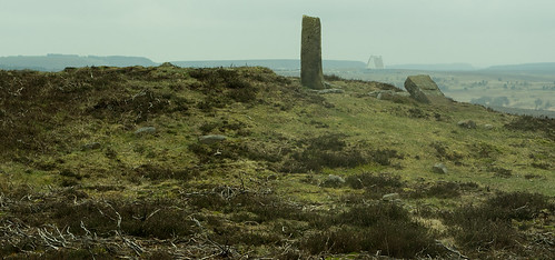 20170329-50_Standing Stone_Fylingdales Moor + RAF Radar Station