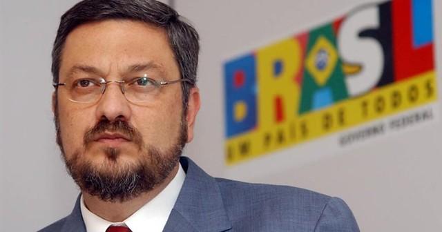 Ex-ministro da Fazenda divulgou carta de desfiliação do Partido dos Trabalhadores na última terça-feira - Créditos: Agência Brasil