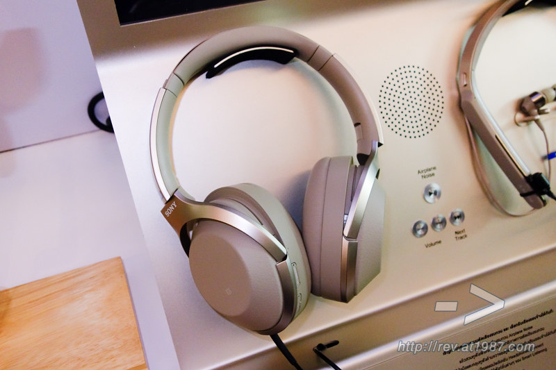 Sony WH-1000X Hands-on