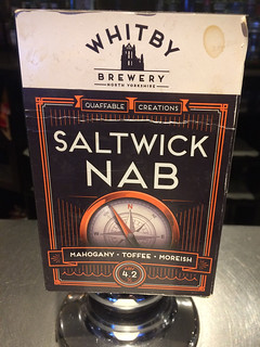 Whitby Brewery, Saltwick Nab, England