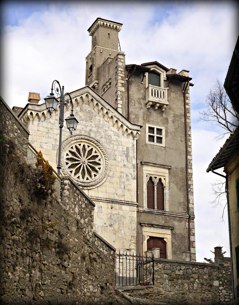 Kirkko Collalto Sabinossa