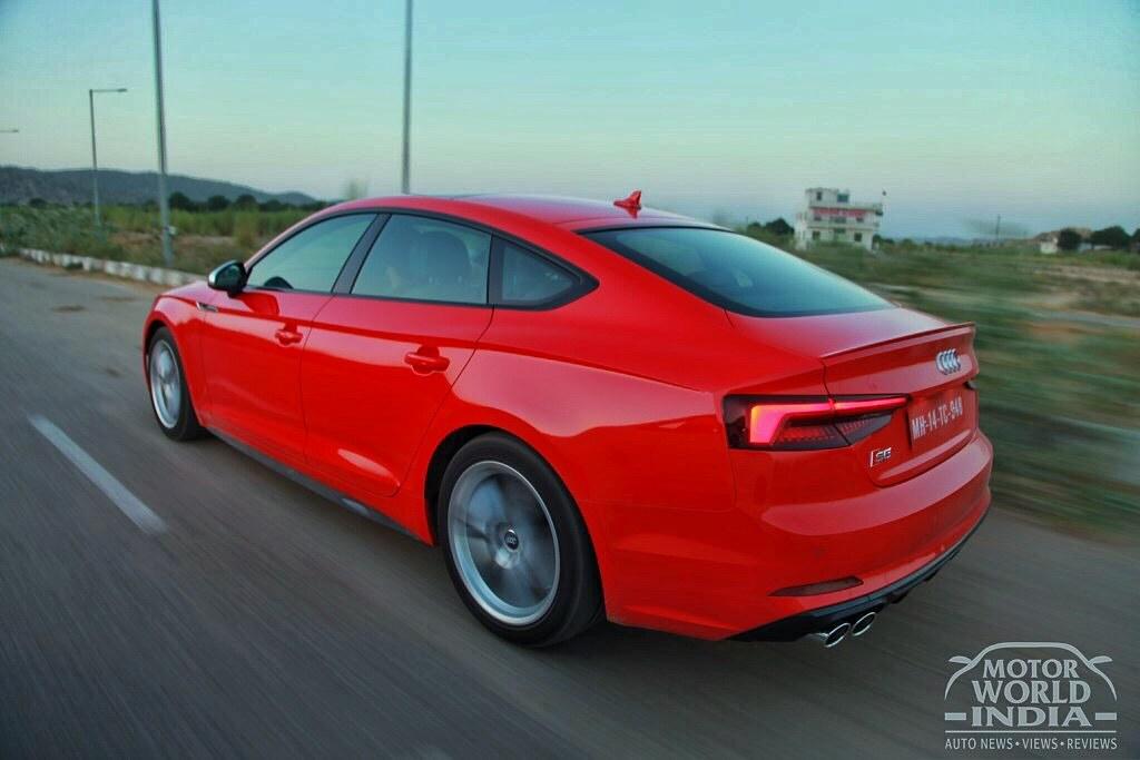 Audi A5-S5