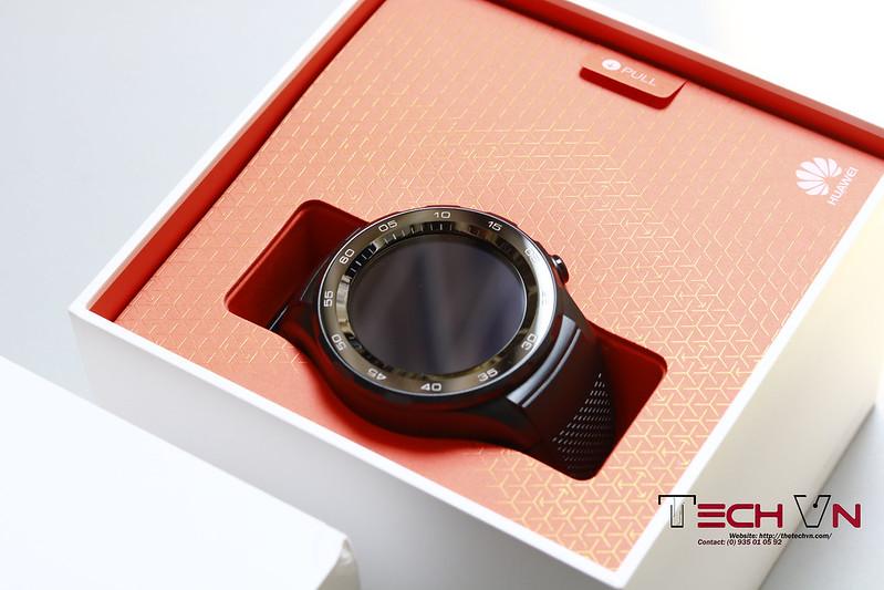 Huawei Watch 2 Sport Black 02