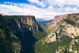 Vikos Gorge | by Soupmeister